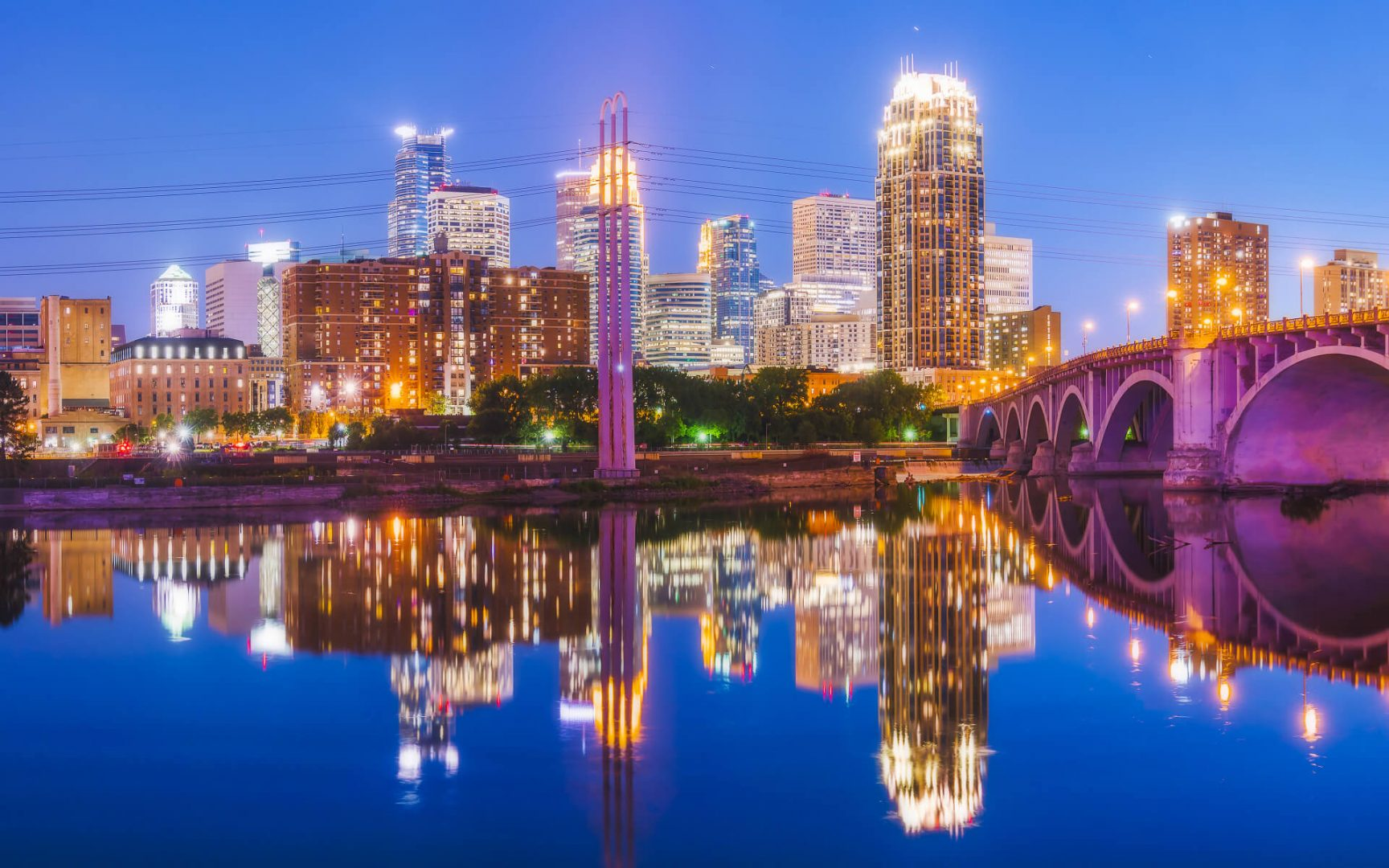 Minneapolis | City Header Image